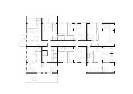 Imobil de apartamente Calea Dudesti etaj 5