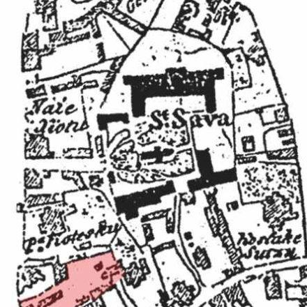 Planul Borroczyn, sursa: U.A.U.I.M., arhiva D.I.T.A.C.P