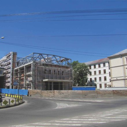 Imagini Șantier 2012