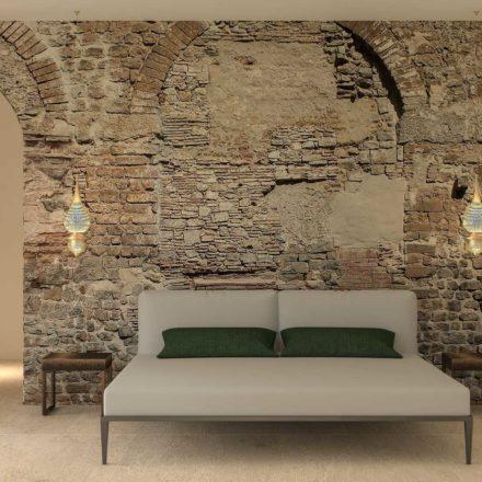 Arhitectură de interior - Luiza Eugenia Sheikh - Încercare de sinteză Orient Islamic – Occident Minimalist - Design pentru locuire contemporană în zona Granada-Spania