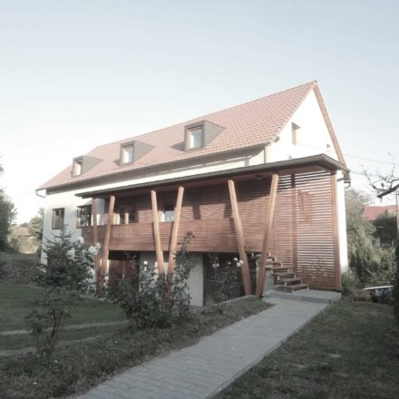 Casa tineretului, Eremitu
