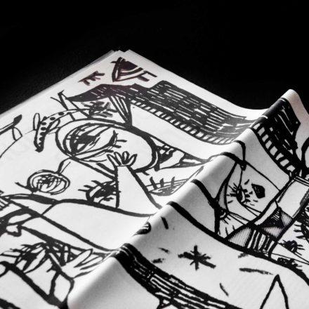 Grafic Design - Melissa Ruba - Nemernica - un manifest nuclear
