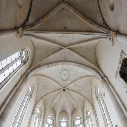 Restaurare Sanctuar Catedrala Romano-Catolică, Alba Iulia