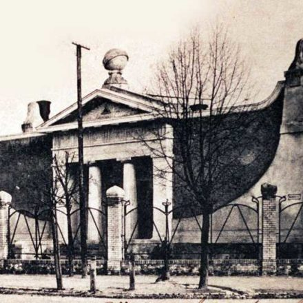 Sediul lojii Masonice Sf. Iadislau