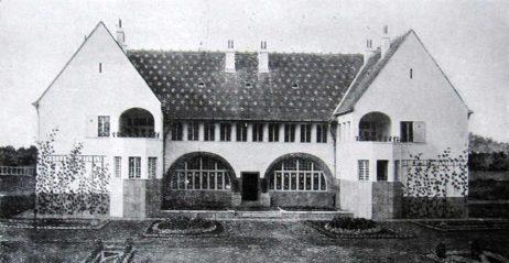 Clădirea Comandamentului, fostă Școală de Jandarmi