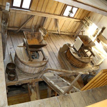 Reconversie Moara lui Antone în pesiune turistică