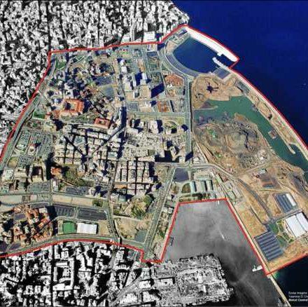 Operațiunea Solidere - Beirut - Reconstrucția zonei centrale a orașului