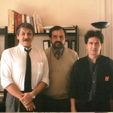 Dan Munteanu, Stefan Perianu, Mihai Munteanu