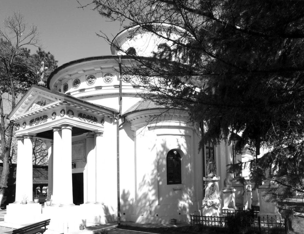 Capela Ghica- Tei, București, 1833, arh. Joseph Weltz
