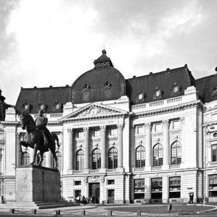 Palatul Fundației Universitare Caro I, 1891 și 1895-1914, Paul Gottereau