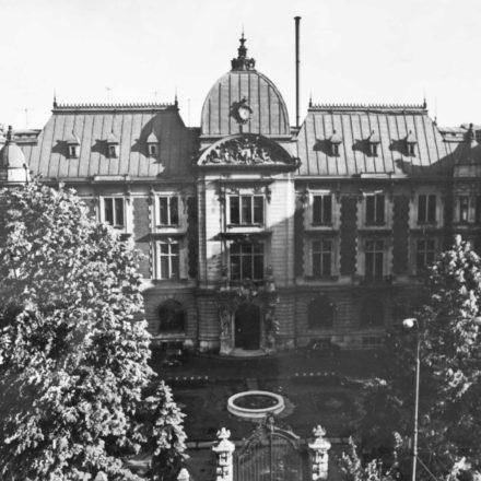 Palatul Ministerului Agriculturii, 1896, arh. Louis Blanc