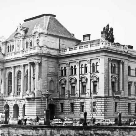 Primăria din Oradea, 1901-1903, arh. Rimanóczy Kálmán-fiul