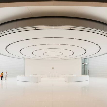 Proiect: Apple Park, Copyright holder: Nigel Young / Foster + Partners