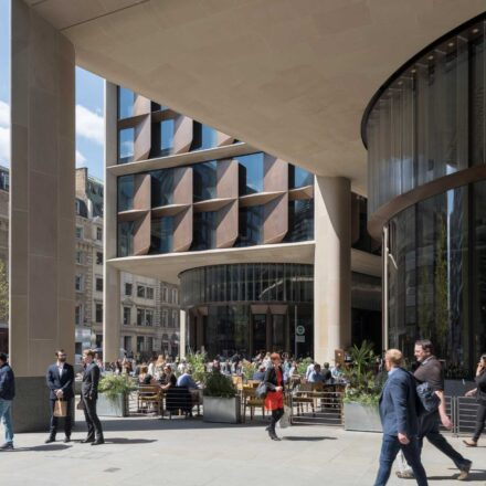 Proiect: Bloomberg, Copyright holder: Nigel Young / Foster + Partners
