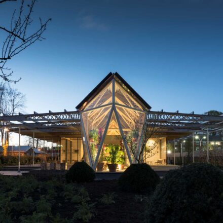 Proiect: Maggie's Centre Manchester (main project number) Copyright holder: Nigel Young / Foster + Partners
